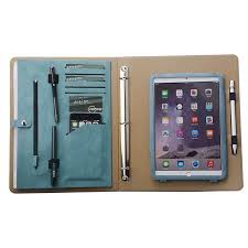 3 4 Inch Binders Icarryalls 3 Ring Binder Portfolio With 3 4 Inch Round Ring Tablet