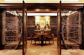 wine cellar furniture. View In Gallery Highly Stylish Wine Cellar Design / By Greif Architects Furniture W