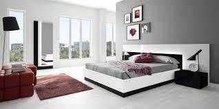 Bedroom Furniture: Modern Contemporary Bedroom Furniture Expansive  Limestone Decor Piano Lamps Black Diamond Head Upholstery