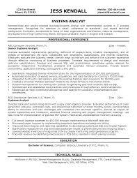 Cover Letter Analyst Resume Sample Credit Analyst Resume Sample
