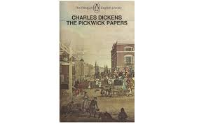 mr pickwick my favourite charles dickens character telegraph the penguin classic paperback edition of the pickwick papers by charles dickens
