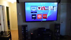 Charming 55 Inch Tv Wall Mount Photo Inspiration - Andrea Outloud
