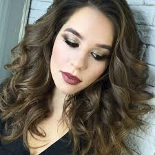 Loose Curls For Medium Hair How To Curl Medium Length Hair Ladylife