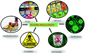 Types Of Water Pollution Chart Water Pollution Human Health And Remediation Springerlink