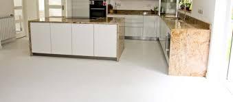 pure white kitchen vinyl flooring