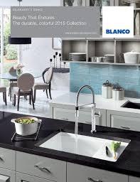 2015 Blanco Silgranit Sink Brochure