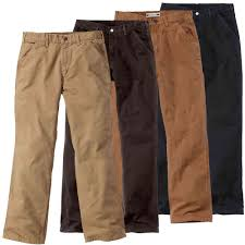 Carhartt Color Chart Carhartt Washed Duck Work Dungaree Pants