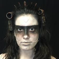 war mad max fury road inspired character makeup 3 3