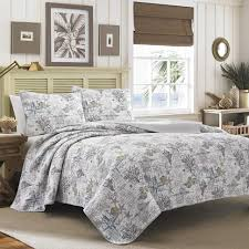 bedspread tommy bahama quilt set full queen beach bliss home size coverlets kitchen bedroom sets