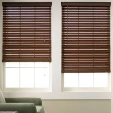 30 best 2 brown faux wood blinds images
