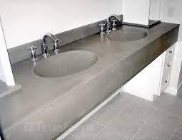 commercial bathroom sink. Floating Concrete Sink Commercial Bathroom A