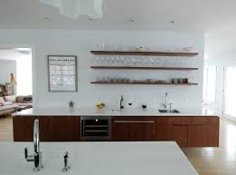 Small Picture Kitchen Modern Wall Shelves With Lights Shelf Eiforces