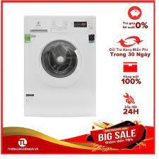 Máy giặt Electrolux Inverter EWF8025DGWA lồng ngang 8kg (CHỈ BÁN HÀNG TRONG  TP HỒ CHÍ MINH) chính hãng 6,419,000đ