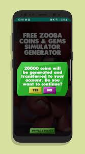 This is a unofficial house of fun fan base site of the game. Zooba Free Coins And Gems Generator Simulator Latest Version For Android Download Apk