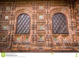 Antique Windows Antique Windows In A Red Brick Wall Stock Photo Image 78664180