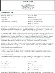 Federal Job Resume Format Jobs Resume Template Jobs Federal Resume ...