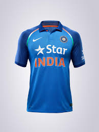 Cricket Kit Design Online Nike Unveils New Team India Cricket Kit Cricket Uniform