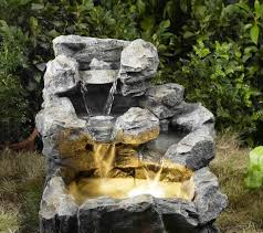 10 relaxing and decorative outdoor water fountains