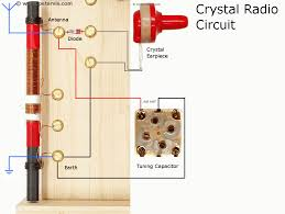 how to build circuit diagram images zapper circuit diagram and how to make a homemade crystal radio wiring diagram website