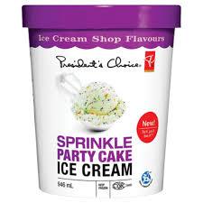 Pc Ice Cream Shop Flavours Sprinkle Party Cake Ice Cream Pcca