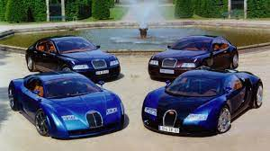 It consisted of three vr6 cylinder banks separated by 60 degrees and tuned to deliver 555 horsepower. Here S How The Bugatti Veyron Became A Thing Top Gear