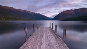 leading lines photography. Dock Leading Lines Example Photography