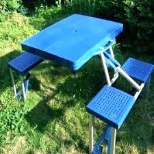 lifetime round picnic table plastic folding china abs and chair childrens costco