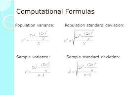 Variance Formula Math Sample Variance Chungcuimperiaskygardenminhkhai Com