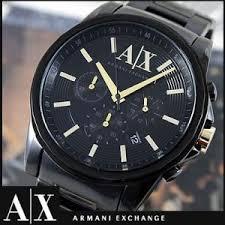 buy armani round black metal watch for men code ar2453 online buy armani round black metal watch for men code ar2453 online