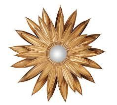 gold sunburst mirror. Gold Sunburst Mirror U