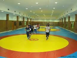 recruitment netaji subhas national institute of sports patiala bld2 jpg wrestling hall jpg