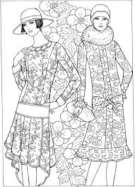 Small Picture Historical fashion coloring pages Coloring Pages Pinterest