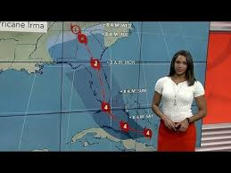 Brittany Boyer discusses the latest on Hurricanes Irma, Jose, and Katia -  YouTube