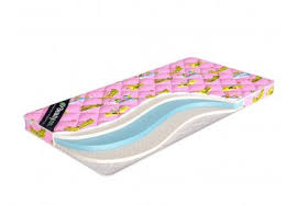 Детский <b>матрас BeautySon Baby Soft</b> 85x170 см – беспружинный ...