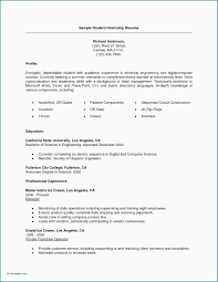 Sample Resume Electrician Australia Inspiring Collection Electrician