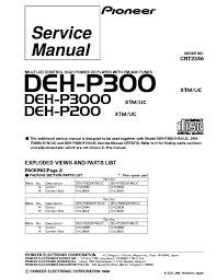 pioneer deh p2000 wiring diagram pioneer wiring diagrams pioneer deh 2100ib wiring diagram wiring diagram schematics