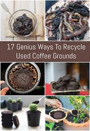 you ll never throw coffee grounds away again after seeing some of the incredible