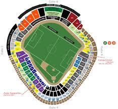 Nycfc Seating Chart Yankee Stadium Soccer Seating Chart