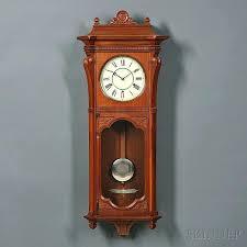 antique seth thomas wall clock value antique clock large wall clock