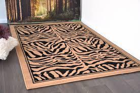 image of best animal print rugs