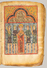 s enduring cultural heritage essay heilbrunn timeline  illuminated gospel