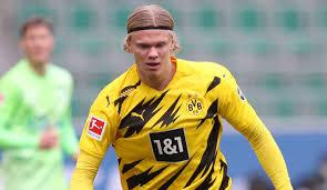 Born 21 july 2000) is a norwegian professional footballer who plays as a striker for bundesliga club borussia dortmund and the norway national team. Borussia Dortmund Erling Haaland Nimmt Kampf Um Pokal Einsatz Auf
