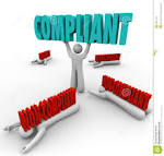 Images & Illustrations of compliant