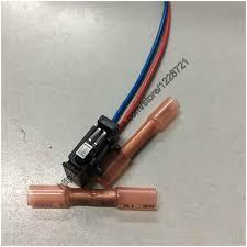 online buy whole door wiring harness from door wiring 1pcs 3bd998785 left wiring harness side metal slice plate right micro switch for door lock