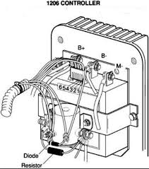 basic ezgo electric golf cart wiring and manuals dcs golf cart wiring