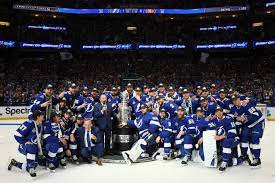 Tampa Bay Lightning win the Stanley Cup ...