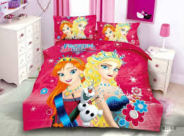 kids bed linens 3d cartoon