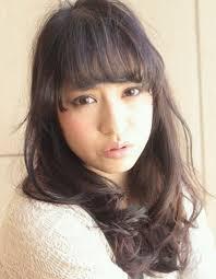 髪型黒髪ロング 102 ヘアカタログ銀座の美容室afloat Japan