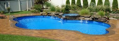 backyard salt water pool. Contemporary Water Long Island Salt Water Swimming Pool Dealer  Systems In Backyard