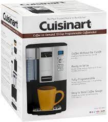 Replaced my krups coffee on demand internal carafe. Amazon Com Cuisinart Dcc 3000 Coffee On Demand 12 Cup Programmable Coffeemaker With Filter Kitchen Dining
